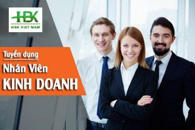 Tuyển Nhân viên kinh doanh mảng dịch vụ đào tạo