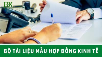 Bộ tài liệu về hợp đồng